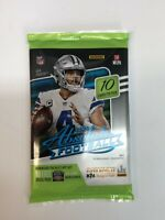2020 Panini Absolute Football 10 card pack. Sealed. Burrow/Herbert/Tua RC HOT !