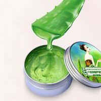 Natural Aloe Vera Gel 100% PURE ORGANIC - Soothing Gel Moisturizer Anti-Acne 30g