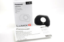 [Mint] Panasonic DMW-EC4 Large Eye Cup For Lumix G9 w/ Box and Manual