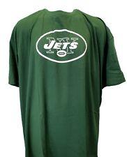 New York Jets NFL Majestic Logo T-Shirt, Green Men's Big & Tall 6XL