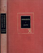 MODERN LIBRARY APHRODITE PIERRE LOUYS