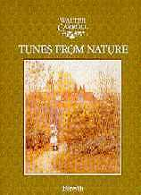 Tunes From Nature Carroll piano