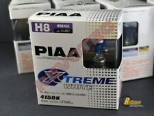 Piaa H8 Xtreme White Plus Halogen Replacement Bulbs Twin Pack 18235
