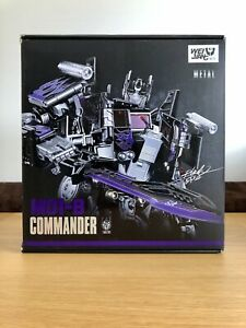 Wei Jiang M01-B Commander Optimus Prime Nemisis Transformers Oversized 3P MP