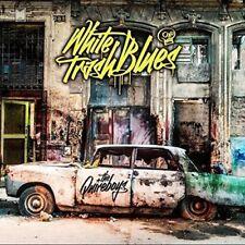 QUIREBOYS - WHITE TRASH BLUES   CD NEUF