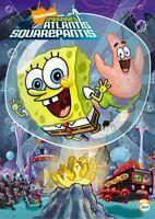 SpongeBob SquarePants: SpongeBob's Atlantis SquarePantis 2007 DVD