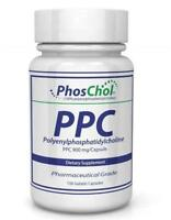 PhosChol 900mg- 100 Gelatin Capsules - Nutrasal- Dietary Supplement