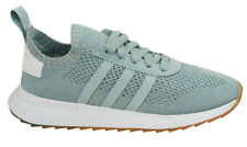 Adidas Originals Flash Back Primeknit Womens Trainers Lace Up Shoes BY9102 B30D