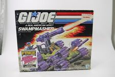 G.I Joe 1988 SWAMPMASHER  + Box 100% COMPLETE