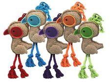 Multipet Twill Birds Dog Toy Free Shipping