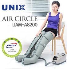 UNIX Air Circle Compression Massager UAM-A8200 Leg + Machine 220V