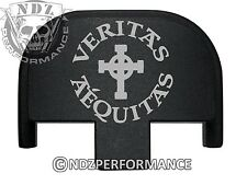 Rear Slide Plate for Smith Wesson S&W SD9 SD40 VE 9mm 40BK Veritas Aequitas 4