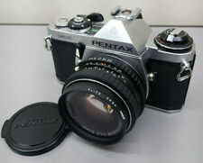 Japan Vintage Camera Pentax ME with Lens Smc 50mm F1.7 From JP
