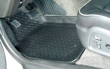 2006-2008 Hummer H3 Husky Black Classic Style Front Floor Liners Free Shipping!