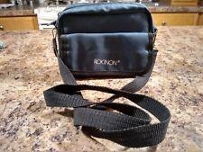 Rokinon Camera Bag Case With Clip On/Off Strap