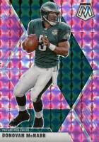 2020 Panini Mosaic Donovan McNabb Pink Camo Prizm #165 Philadelphia Eagles