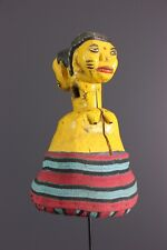 CIMIER MAMIWATA GELEDE AFRICAN ART AFRICAIN PRIMITIF ARTE AFRIKANISCHE KUNST