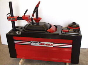 Coats 4040 Tire Changer - Remanufacured with Warranty