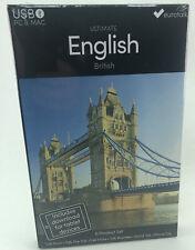 Eurotalk Ultimate UK English - 6 Product Set - USB & Talk Now - New & Sealed