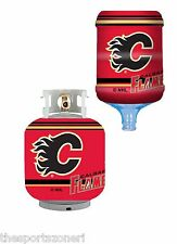 Calgary Flames All In One Propane Tank /  5 Gallon Bottle Skin Cover