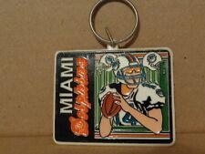 Vintage Miami Dolphins Key Chain Key Ring 1992