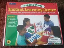 LAKESHORE   Building Words  Instant Learning Center   TT827    BRAND NEW