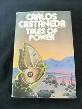 TALES OF POWER - CARLOS CASTANEDA - HB/DJ - 1974