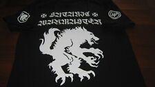 "SATANIC WARMASTER ""Opferblut"" T - Shirt  XL  goatmoon archgoat"
