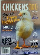 Chickens 101 From Hobby Farms Secrets For Keeping Healthy Hens FREE SHIPPING sb