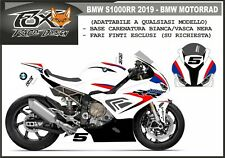 ADESIVI stickers moto KIT per BMW S1000RR 2019 BMW MOTORRAD