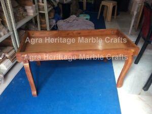 "18""x20""x40"" Buy Wooden Stand/Base Online Handmade Art Home Interior Decor E554"