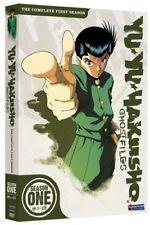 Yu Yu Hakusho 1-26: Season 1 [New DVD] Uncut