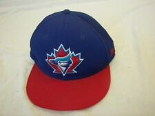 Toronto Blue Jays New Era  Wool Fitted Baseball Cap - 7  1/8 - 56.8 cm