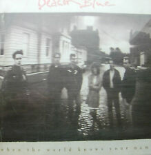 DEACON BLUE - When The World Knows Your Name  (CD) .. FREE UK P+P ............