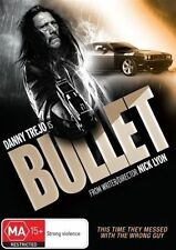 Bullet DVD Movie Action Crime Drama Mickey Rourke BRAND NEW R4