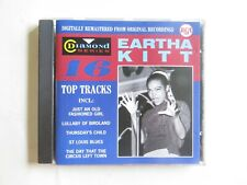EARTHA KITT - 16 Top Tracks - CD Album - Diamond Series