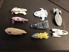 Galoob Micro Machines Star Trek Voyager Set Lot