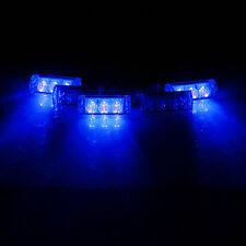 18 LED VAN TRUCK CAR FLASHING STROBE RECOVERY GRILL BEACON LIGHTS WARNING LAMP