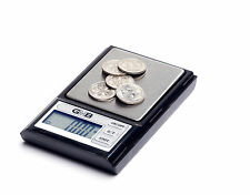 100g x 0.01 DIGITAL POCKET SCALES DIGITAL HYDROPONIC POINT - BATTERIES INCLUDED