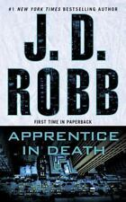 Apprentice in Death by J. D. Robb (2017, Paperback) BRAND NEW BOOK