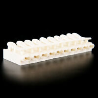 10x ZQ-1 Quick-connect Terminal LED Terminal 6A Push Wire Connection Splitter ly