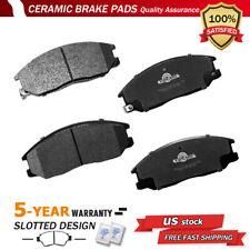 Front Ceramic Disc Brake Pads for 2001-2006 Hyundai Santa Fe XG300 XG350