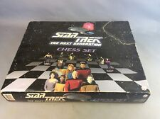 Star Trek, The next generation chess Set Ship Worldwide