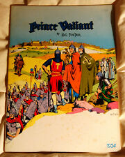 Prince Valiant 1954, Pacific Comics Club 1978 overize color tpb Hal Foster o/p