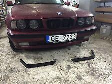 BMW E34 Frontstoßstange Kinn Spoiler Lippen Sport Valance Splitter elerons M M5