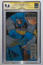 Batman: The Dark Knight Returns #2 2nd Print CGC 9.6 Signed by Frank Miller WP