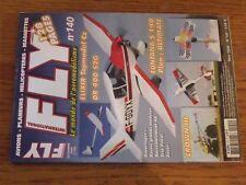 $$$ Revue Fly International N°140 Moules siliconeElixirFuntana S 140Crown