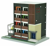 Tomytec Building 160 Contemporary Apartment Building 1/150 N scale