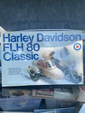 ENTEX HARLEY DAVIDSON FLH 80 CLASSIC 1:12 MODEL KIT 9053 SEALED