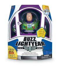 Disney Pixar Toy Story Signature Collection Buzz Lightyear Deluxe Movie Replica!